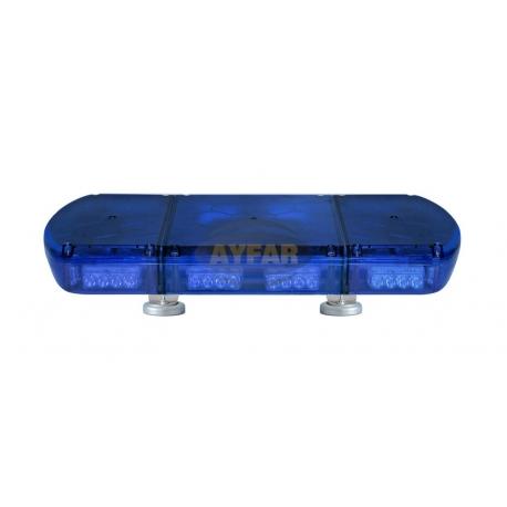 TR102.13 TRAFİK İKAZ LAMBA LED MAVİ-MAVİ (KOMPLE RENKLİ)