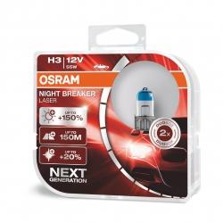OSRAM H3 NIGHT BREAKER LASER %150 FAZLA IŞIK