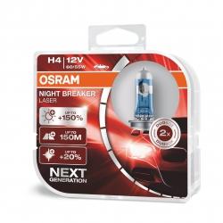 OSRAM H4 NIGHT BREAKER LASER %150 FAZLA IŞIK