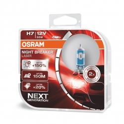 OSRAM H7 NIGHT BREAKER LASER %150 FAZLA IŞIK