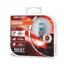 OSRAM 9006 HB4 NIGHT BREAKER LASER %150 FAZLA IŞIK