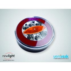 YENİ MODEL NEON STOP LAMBA (4 FONKS.)